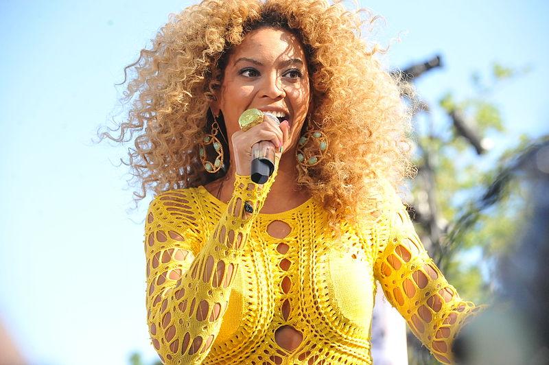 Beyoncé - Foto Asterio Tecson (Wikimedia)