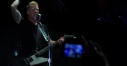 James Hetfield (Metallica) - Foto Jay Greinsky (Flickr)