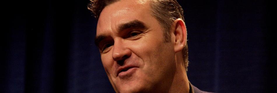 Morrissey - Foto Charlie Llewellin (Flickr) (CC BY-SA 2.0)
