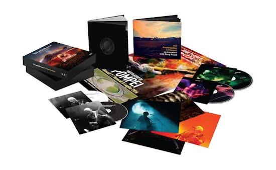 David Gilmour, Deluxe Edition boxset: Live At Pompeii (Bol.com)