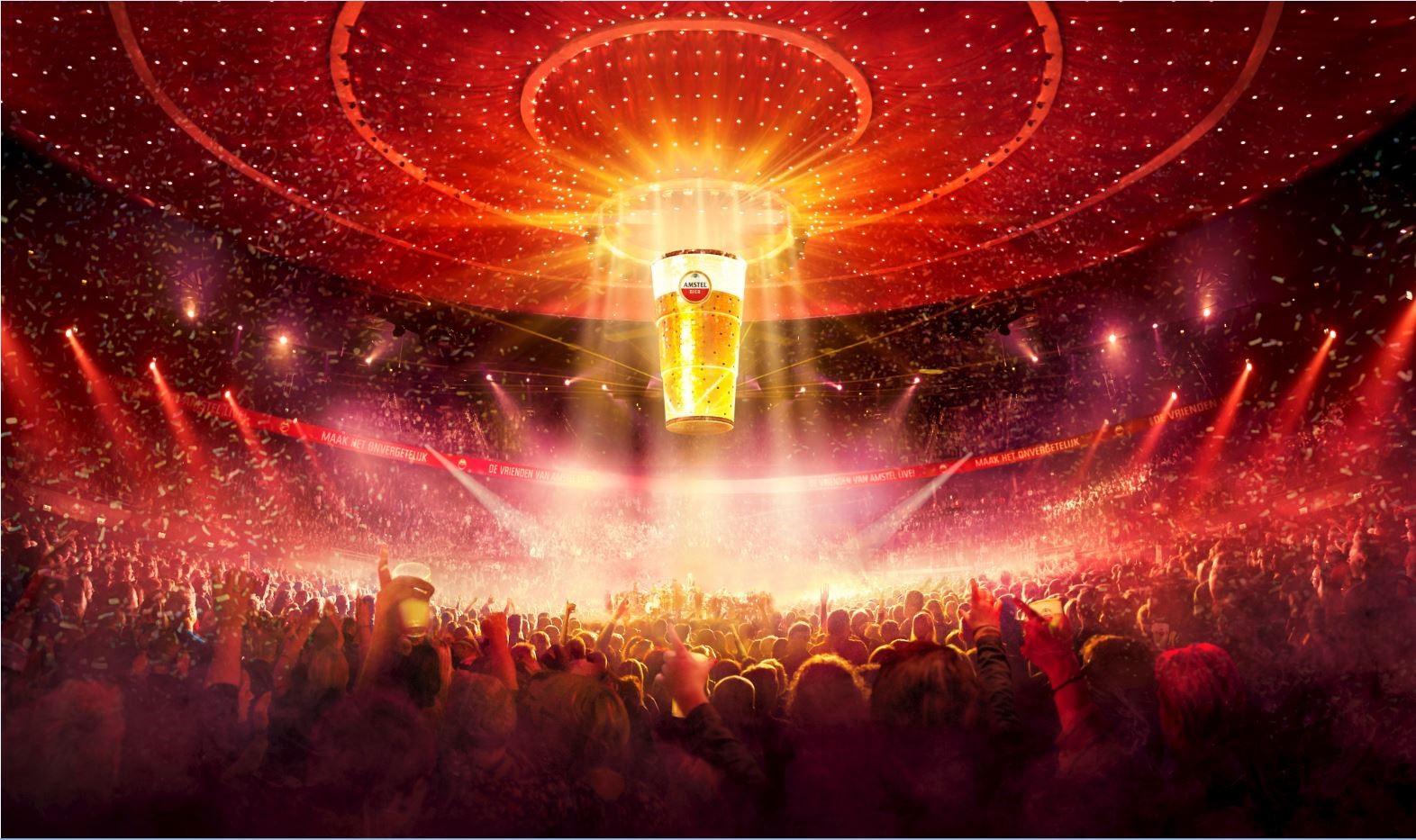 10 000 Extra Kaarten Voor De Vrienden Van Amstel Live 2018