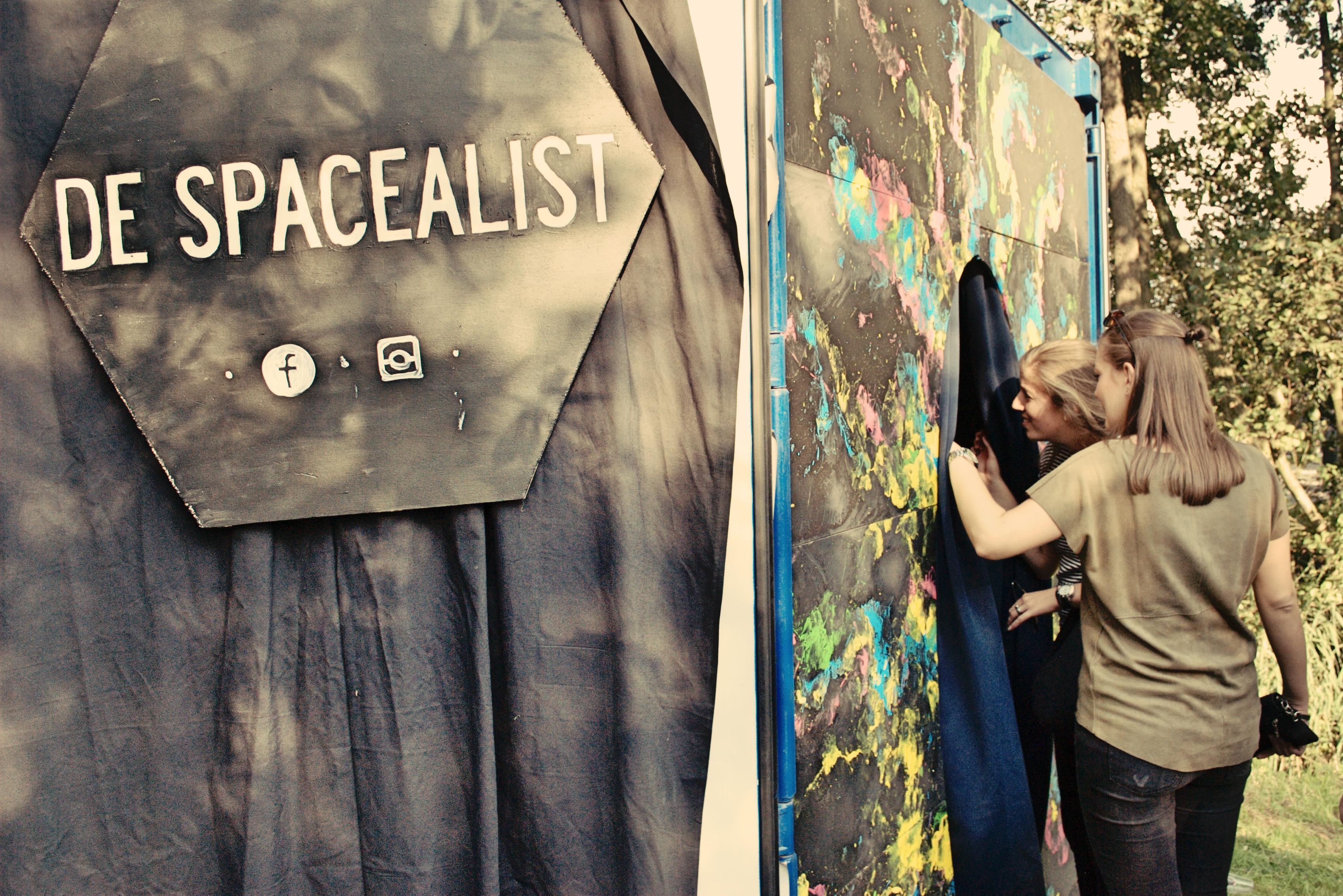 De Spacealist @ Lief Festival 2017 - Fotocredits Djuna Vaesen (ArtiestenNieuws) 06