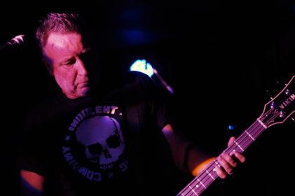 Peter Hook (new Order) - Fotocredits: ManAlive1 (CC Flickr)