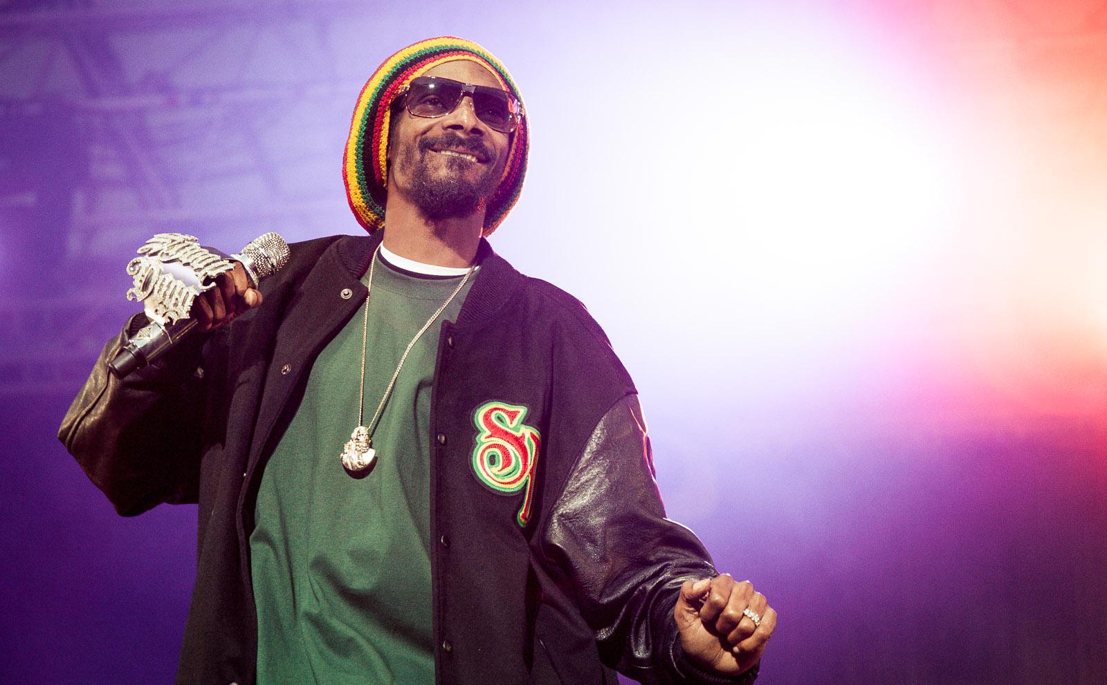 Snoop Dogg - Fotocredits: Jorund Foreland Pedersen (Wikimedia Commons)