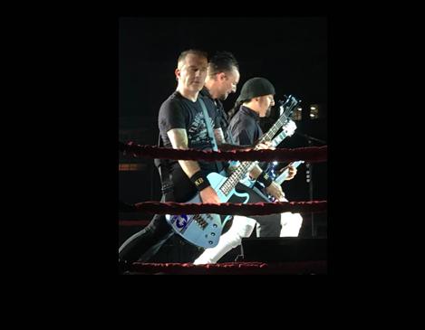 Volbeat in Strijp-S, Eindhoven 2017 - Fotocredits Patricia Luiken (ArtiestenNieuws)