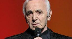Charles Aznavour overleden, Charles Aznavour - fotocredits: Mariusz Kubik - Bron: Wikimeda Commons