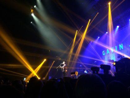Gavin James in AFAS Live - Foto: Kim van Wijk (Artiesten Nieuws)
