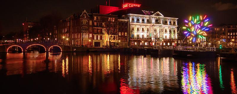 Amsterdamse Theaters, Koninklijk Theater Carré - Foto Erik Zachte (WIkimedia Commons, CC BY-SA 3.0)