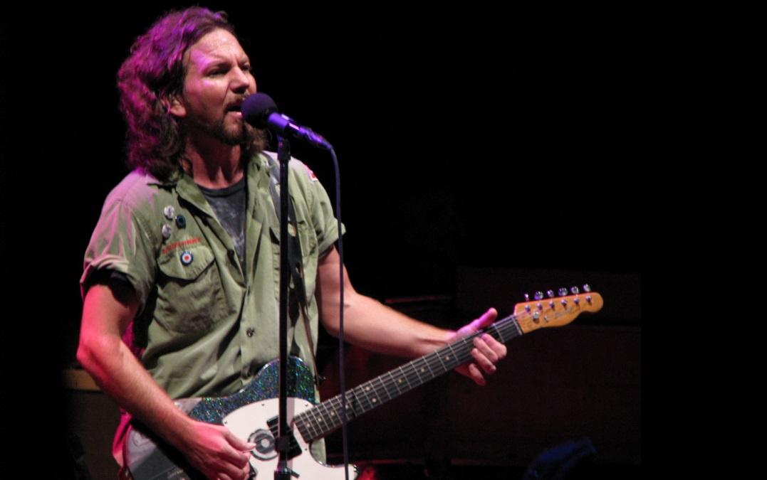 Pearl Jam - Fotocredits: Mick Arieta (Flickr CC)