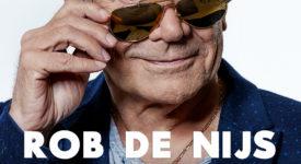 Rob de Nijs - Niet Voor Het Laatst albumcover - Foto: persbericht Zusje de Boer