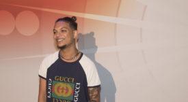 Ronnie Flex tijdens Buma NL Awards 2017 - Fotocredits: Shali Blok (ArtiestenNieuws)