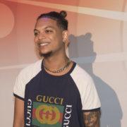 Paaspop, Ronnie Flex tijdens Buma NL Awards 2017 - Fotocredits: Shali Blok (ArtiestenNieuws)