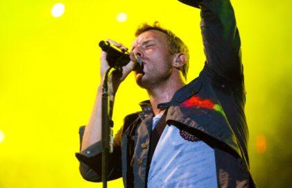 One, Love Malibu, Chris Martin (Coldplay) - Fotocredits: Thomas Hawk - Flickr (CC BY-NC 2.0)