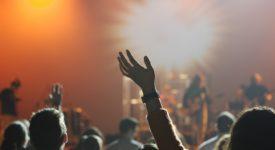 Concert, publiek, show, optreden - Bron Pixabay (Creative Commons Zero (CC0) license) Malford Milligan Mamas Gun Kelly Finnigan