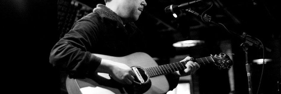 Damien Jurado - Fotocredits: Michael Hollis (Wikimedia Commons, CC BY 2.0)