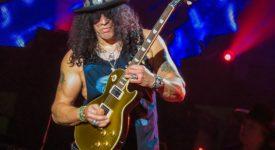 Slash (Guns N' Roses) - Fotocredits: Ed Vill (Flickr - CC BY 2.0)