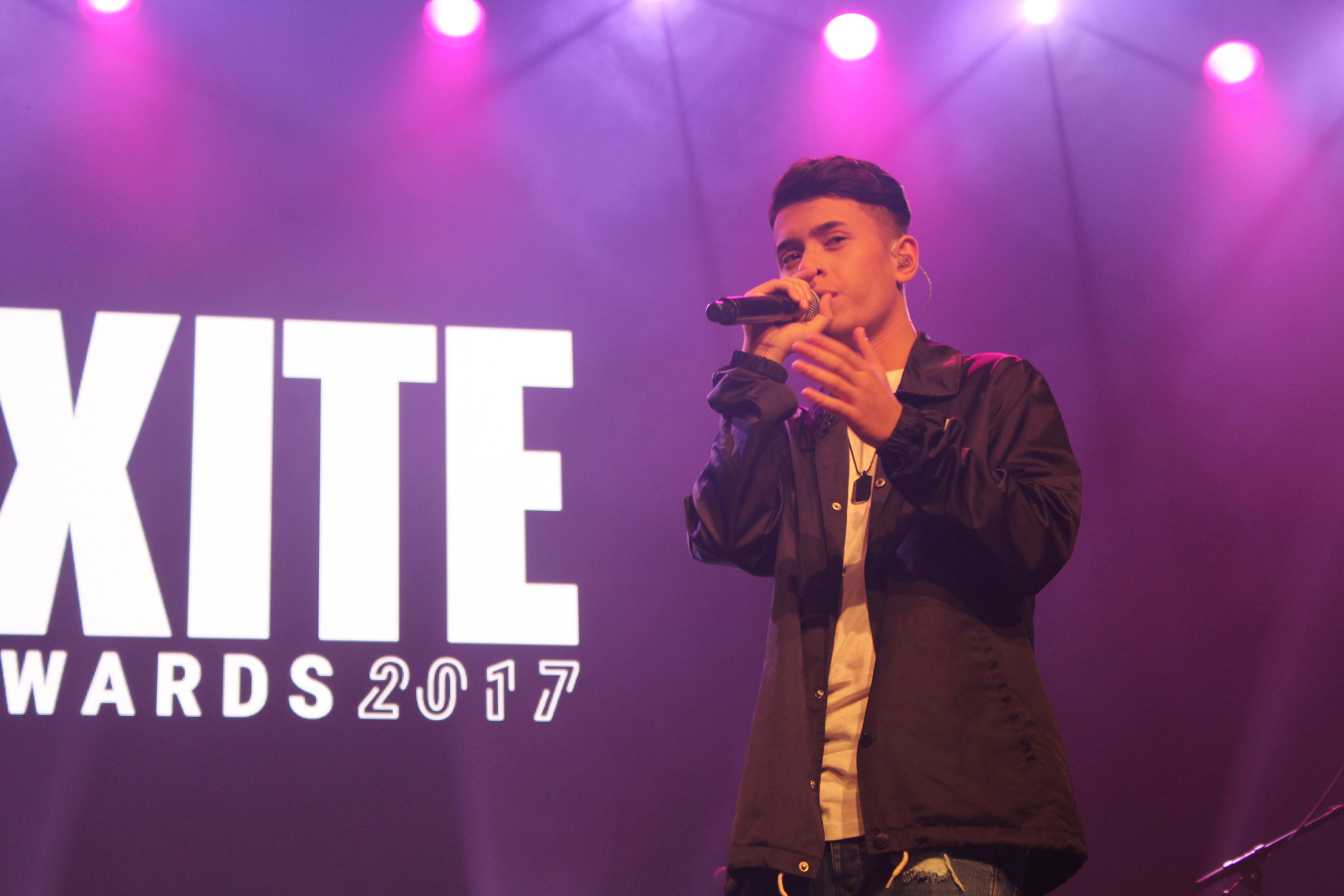 Vincenzo @ XITE Awards - Fotocredits: Chenneti Ascencion (Artiestennieuws)