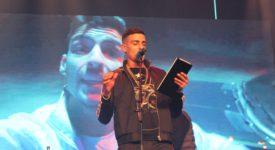 Boef @ XITE Awards - Fotocredits: Chenneti Ascencion (Artiestennieuws)