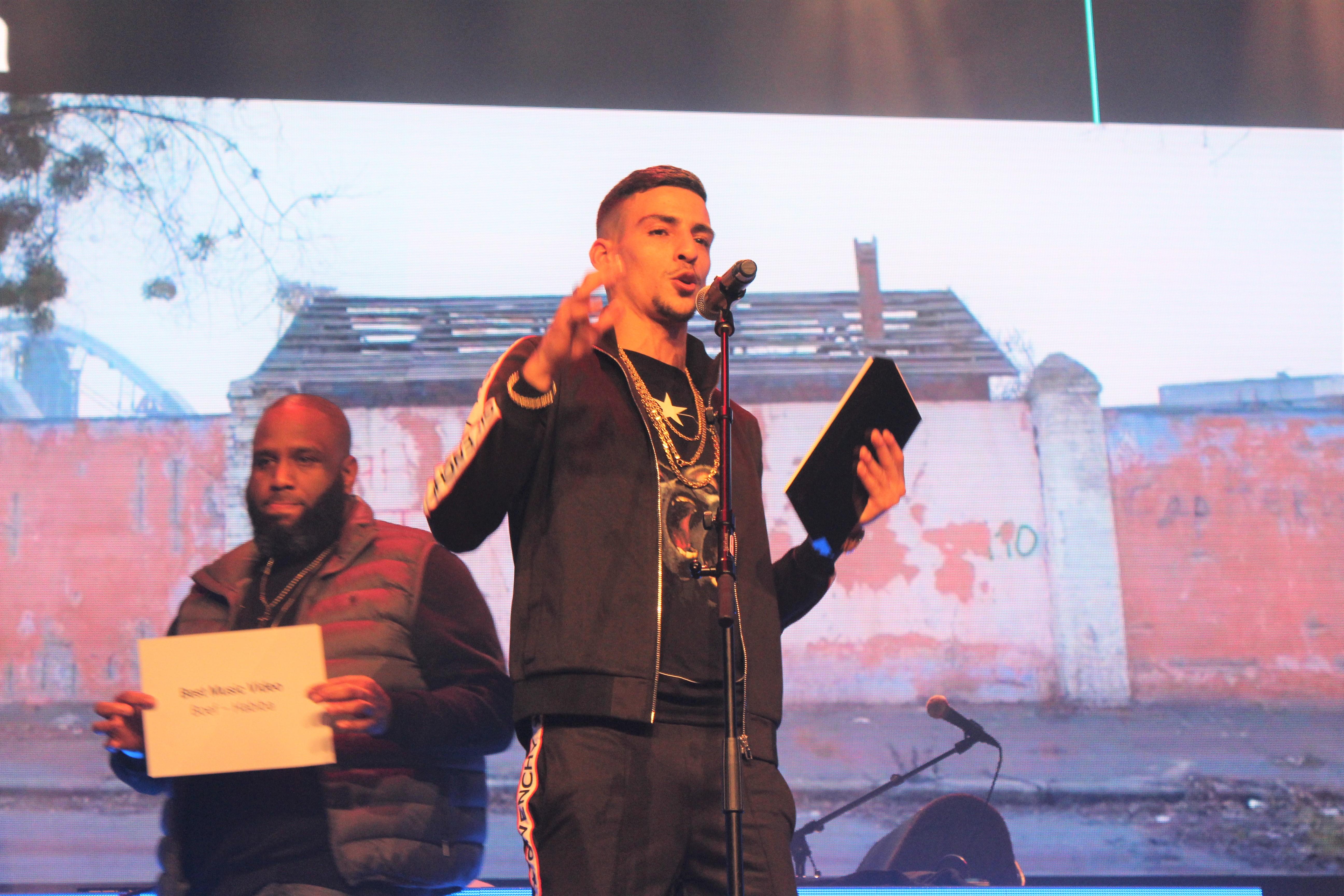 Boef @ XITE Awards - Fotocredits: Chenneti Ascencion Artiestennieuws