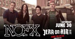 NOFX (Jera On Air) - Foto: Persbericht Jera On Air