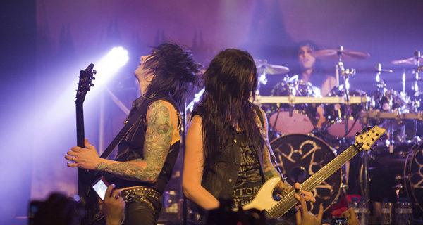 Black Veil Brides - Fotocredits: Rosario López Wikimedia (CC BY 2.0)