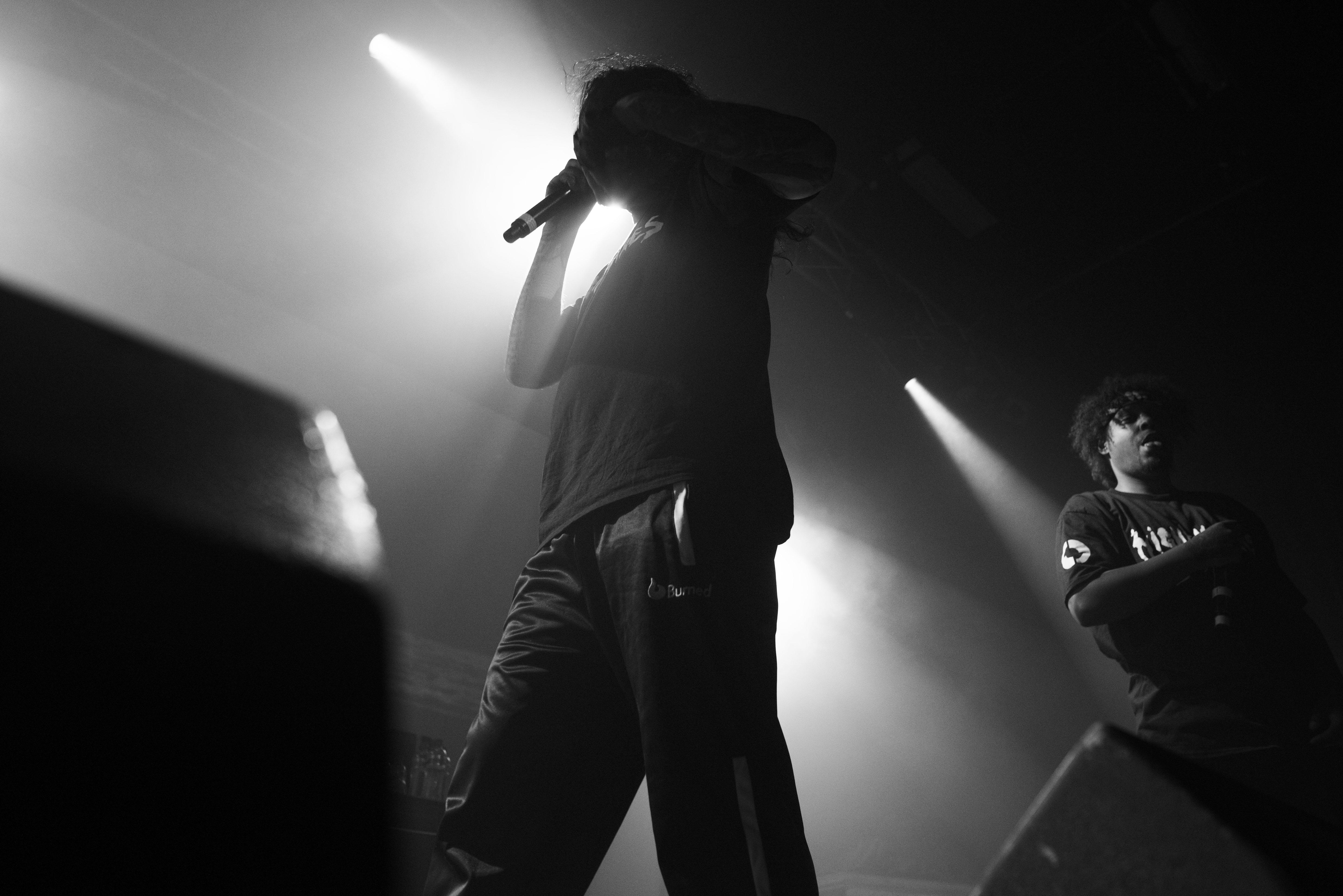 Dope D.O.D. @ Tivoli de Helling, Utrecht - Fotocredits: Shali Blok (ArtiestenNieuws)