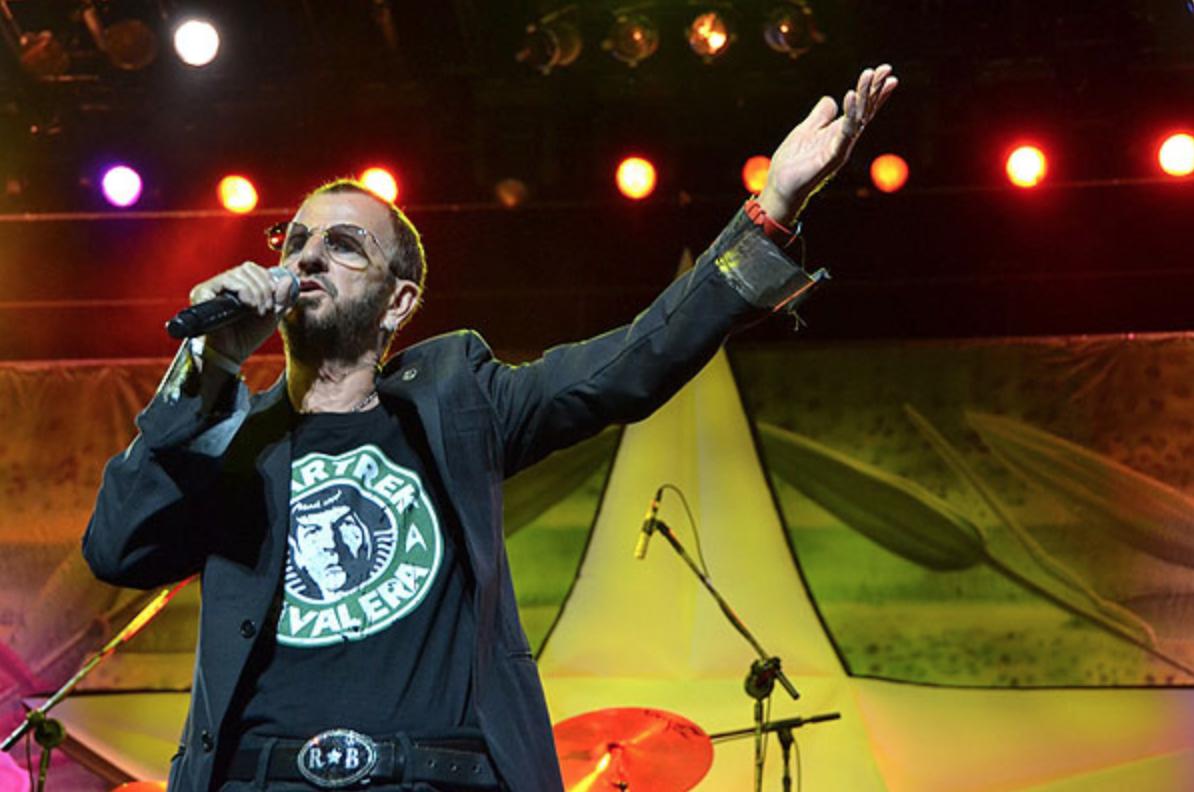 Ringo Starr - Foto: Focka (Flickr, CC BY-ND 2.0)