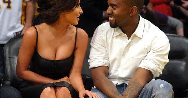 Kim Kardashian en Kanye West - Bron: Flickr (CC BY 2.0) - Fotocredits: Noel Vasquez (Forbes)