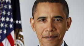 Barack Obama - Bron: Wikimedia Commons - Fotocredits: Pete Souza - (CC BY 3.0)