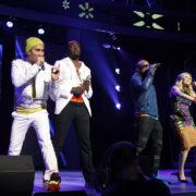 The Black Eyed Peas - Bron: Flickr - Fotocredits: Walmart (CC BY 2.0)