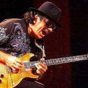 Carlos Santana - Foto ian (Wikimedia Commons, public domain)