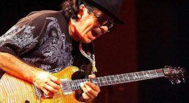 Carlos Santana - Foto: ian (Wikimedia Commons, public domain)