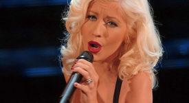 Christina Aguilera - Bron: Wikimedia Commons - Fotocredits: Raffaele Fiorillo - (CC BY-SA 2.0)