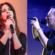 Lana Del Rey en Thom Yorke (Radiohead) - Foto's Harmony Gerber (CC BY 2.0) en Yasuko Otani (CC BY-SA 4.0)