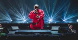 Kendrick Lamar - Bron: Flickr (CC BY 2.0) - Fotocredits: Kenny Sun