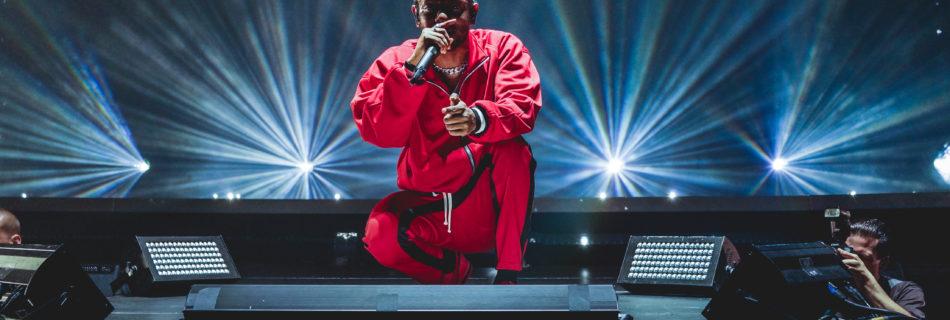 Kendrick Lamar - Fotocredits: Kenny Sun - Bron: Flickr (CC BY 2.0)