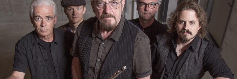 Jethro Tull - Foto: Persbericht Rock n Roots (zie mail)