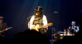 Sixto Rodriguez Live in Zürich. March 2014. author: Bûrder