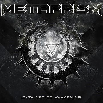 Metaprism - Catalyst to Awakening (albumcover)