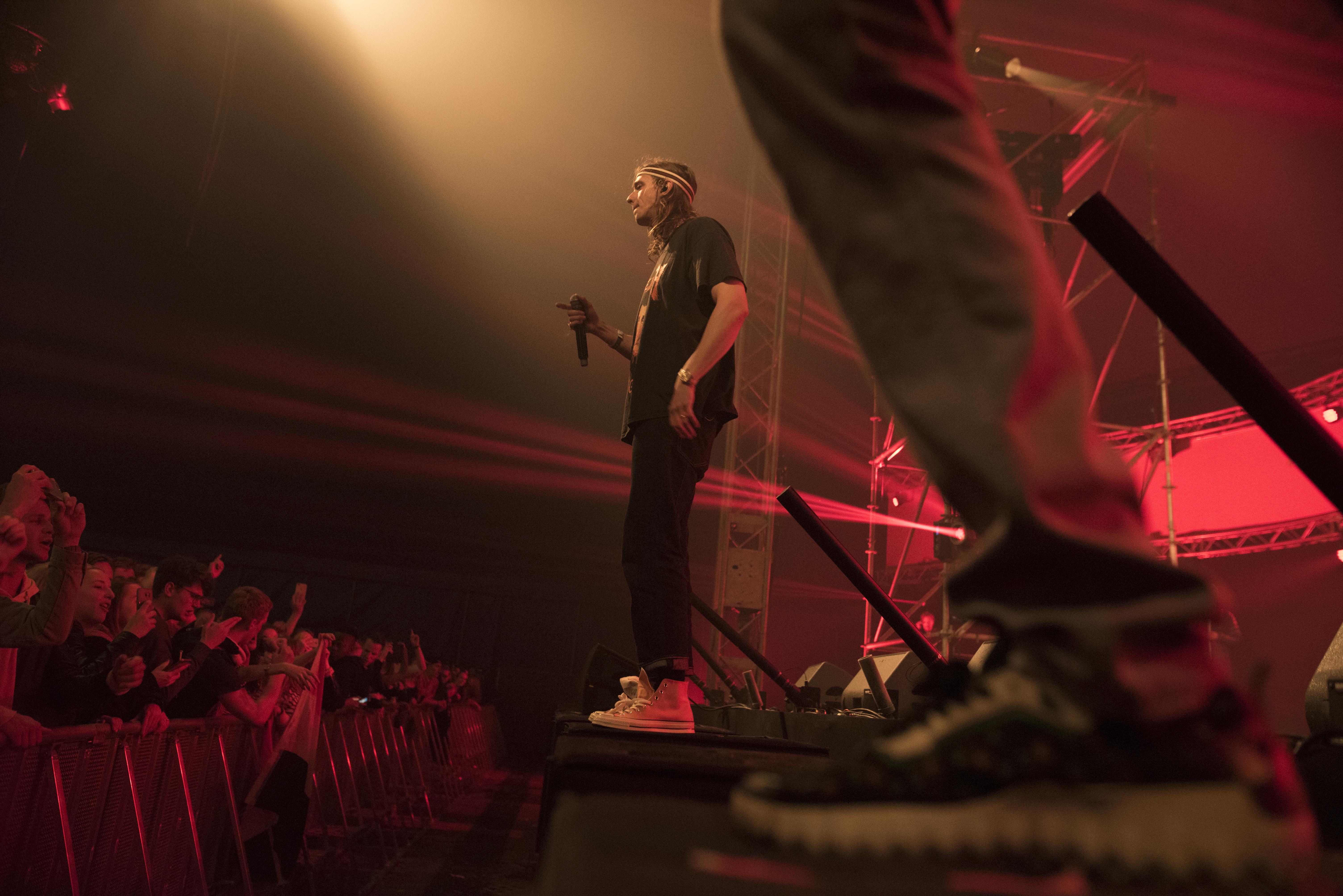 De Jeugd Van Tegenwoordig, Kingsland 2018 - Fotocredits Shali Blok (ArtiestenNieuws)