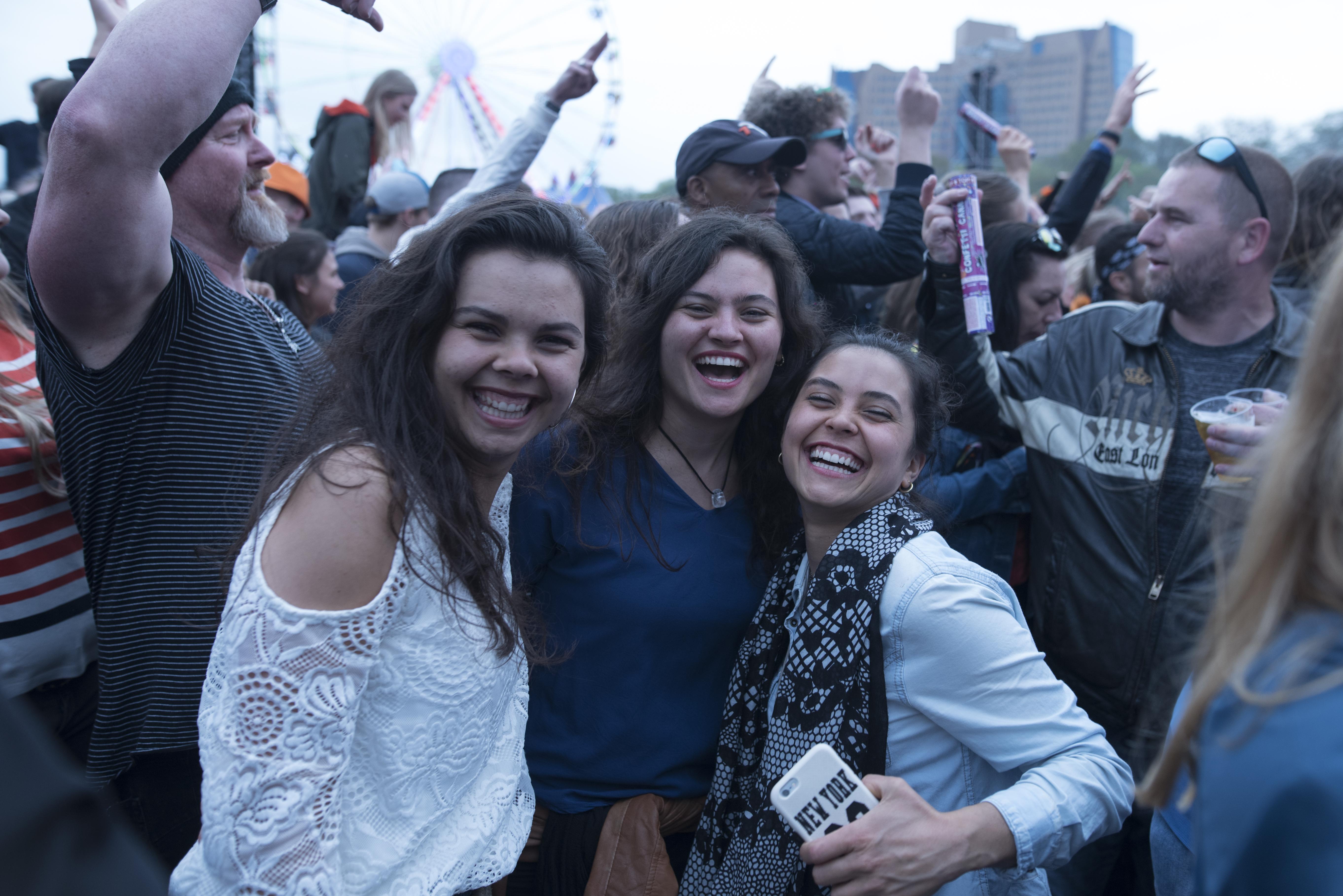Festivalpubliek, Kingsland 2018 - Fotocredits Shali Blok (ArtiestenNieuws)