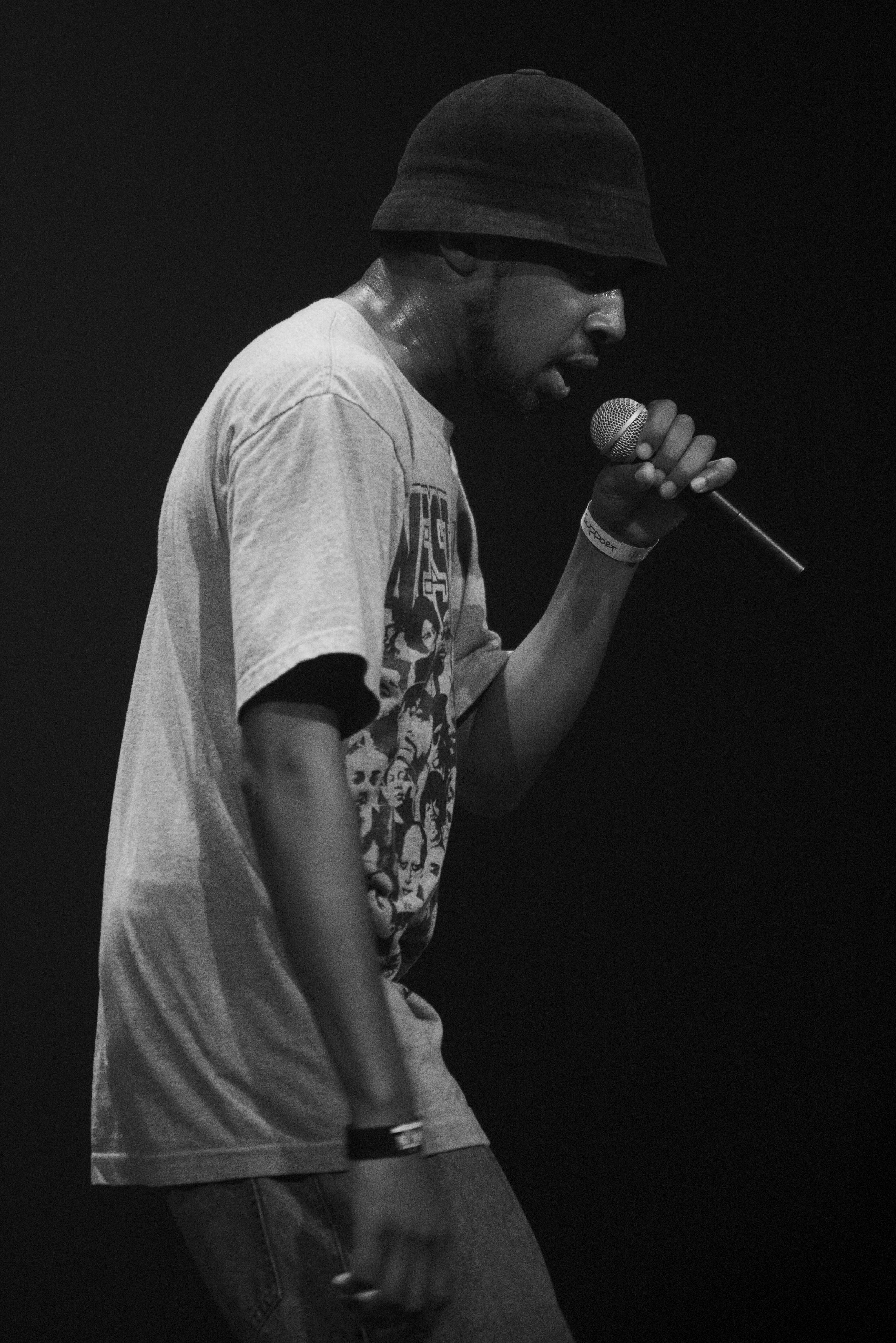 Big Daddy Kane in Q-Factory - Foto: Shali Blok (Artiesten Nieuws)