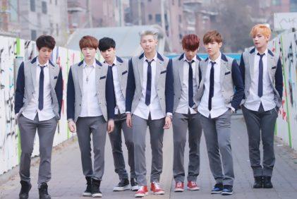 K-pop, BTS - Credits: Wikipedia (CC by 4.0)