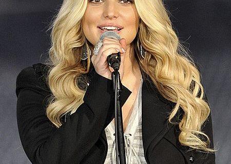 Jessica Simpson - Foto Mike Kaplan - Publiek Domein Wikimedia Commons