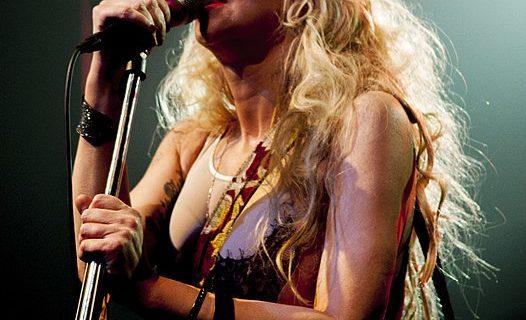 Courtney Love Cobain - Credits: Andrea Fleming via Wikimedia Commons (CC BY 2.0)