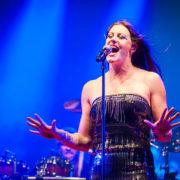 Floor Jansen (Nightwish) - Credits: Tuomas Vitikainen (Wikimedia Commons, CC BY-SA 3.0)