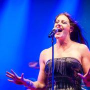 Beste zangers live, Floor Jansen (Nightwish) - Credits: Tuomas Vitikainen (Wikimedia Commons, CC BY-SA 3.0) Beste