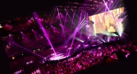 Johnny de Mol, Holland Zingt Hazes - Screenshot YouTube