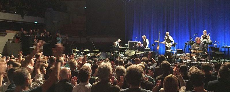 King Crimson - Foto: Steven Reider - Wikimedia Commons (CC-BY-SA-2.0)