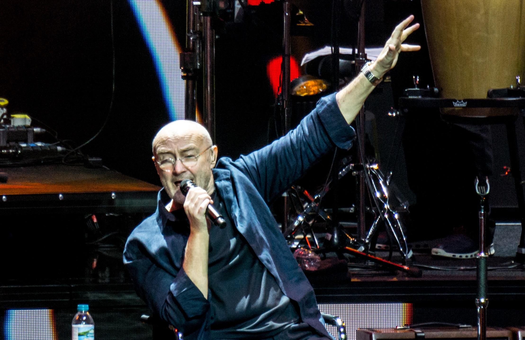 Köln Phil Collins